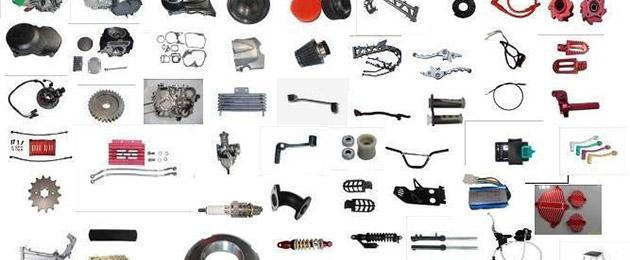 Wear parts