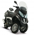 MP3 300 ie Touring - MIC 2011-2012 Alvázszám: ZAPM63301