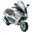 X8 125 Premium Euro3 2007 Alvázszám: ZAPM36600