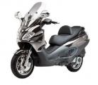 X9 500 Evo ABS Alvázszám: ZAPM270004