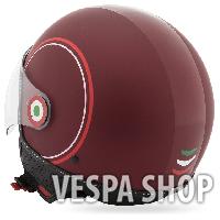 Vespa Modernist, matt bordó
