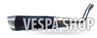 Vespa Spark kipufogó fekete