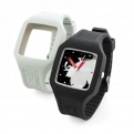 Watch, black and grey