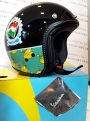 Vespa World Day 2019 helmet black