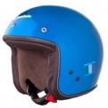 Kék Vespa PX bukósisak