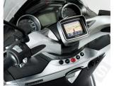 Piaggio X10 GPS tartó