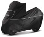 Piaggio X10 motortakaró ponyva fekete