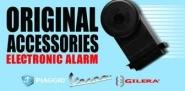 Piaggio MP3 Yourban riasztó rendszer