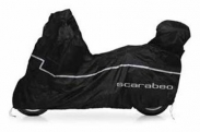 Aprilia Scarabeo motortakaró ponyva fekete