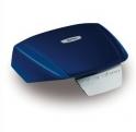 Kék Aprilia Scarabeo City 35 doboz fedél (színkód: Couture Blue)