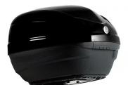 Fekete Aprilia SR Max  doboz (színkód: Nero Cosmo 98/A)