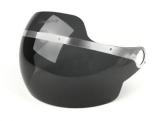 Vespa Granturismo bukósisak plexi - fekete