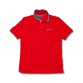Galléros Vespa férfi póló - piros