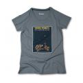 Vespa női póló - tetris