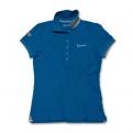 Galléros Vespa női póló - kék