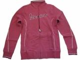 Rózsaszín Vespa női pulóver