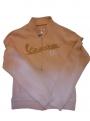 Narancssárga színátmenetes Vespa női pulóver