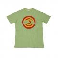 Vespa férfi póló Target, zöld