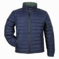 Vespa férfi kabát, kék