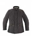 Vespa női protektoros kabát, fekete