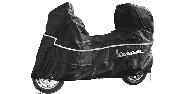 Vespa motortakaró ponyva fekete
