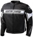 Bering textil motoros kabát protektoros dzseki M