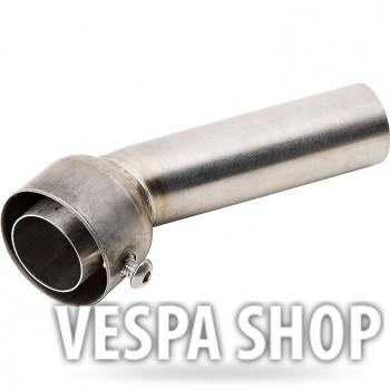 Akrapovic hangtompító (X10 125,  MP3 Yourban) 28mm